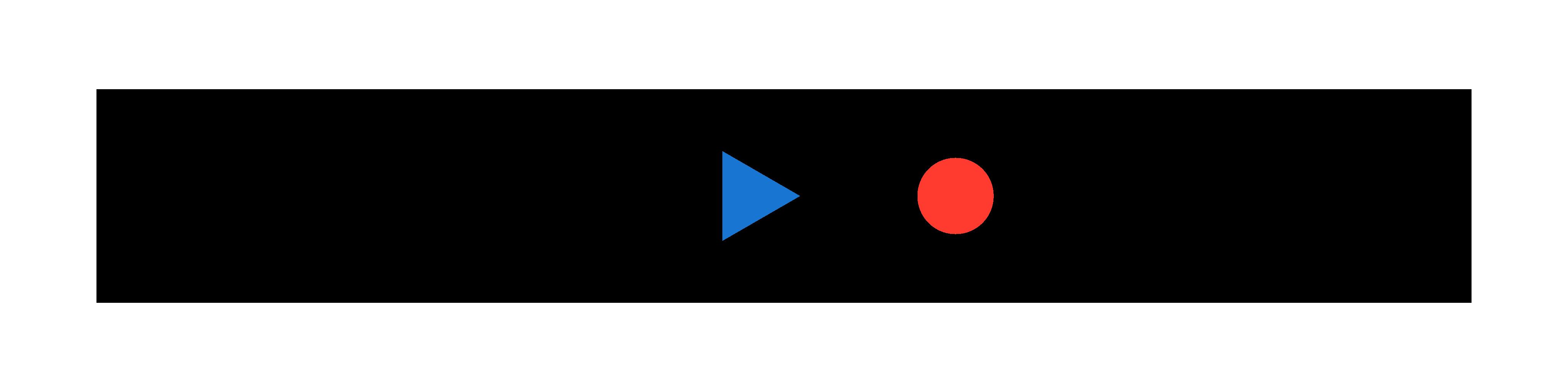 VidCorp black logo