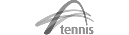 Tennis Australia logo grey