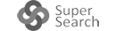 Super Search logo grey