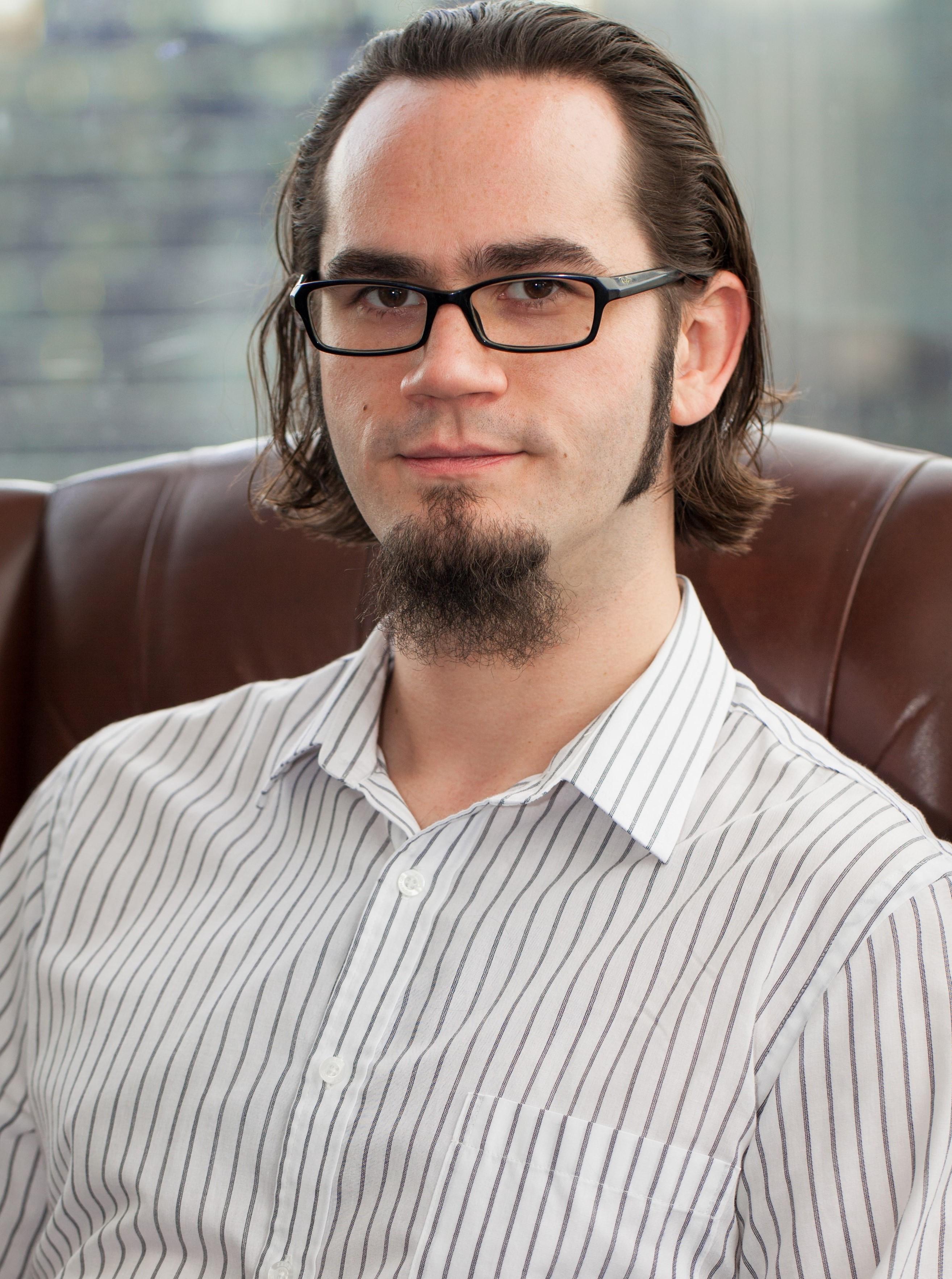 Brenton Murray Lead Developer