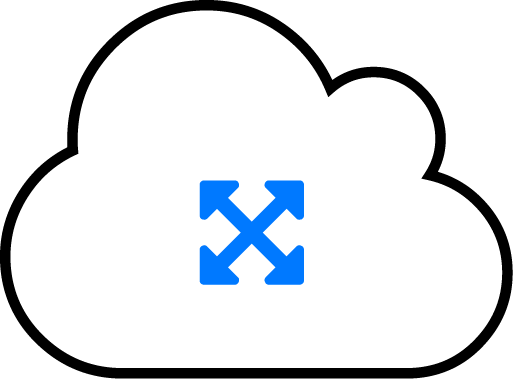 cloud-scalability-icon